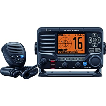ICOM M506 41 M506 VHF Mount with Hailer/AIS/N2K/Rear Mic