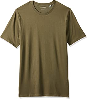 JACK & JONES Men's Jjeorganic Basic Tee Ss O-Neck Noos T-Shirt