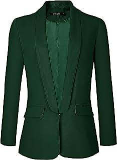 Sponsored Ad - Urban CoCo Women`s Office Blazer Jacket Open Front