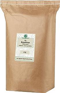 Chiemgaukorn Bio Braunhirsemehl Vollkorn 5 kg