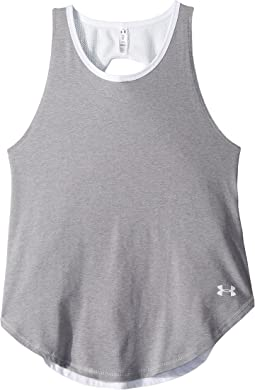 Under Armour Kids - Finale Tank Top (Big Kids)