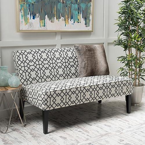 Patterned Sofa: Amazon.com