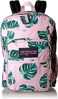 jansport monstera leaves backpack