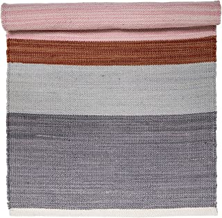 Rug, Multi Color, Polyester L120x W60cm