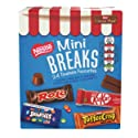 NESTLÉ Mini Breaks 24 Treatsize Favourites, 416 g