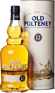 Old Pulteney Highlands Single Malt Whisky 12 Jahre 1 x 0.7 l