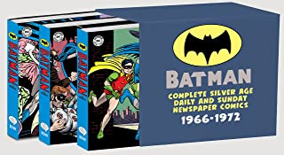 Batman: The Complete Silver Age Newspaper Comics Slipcase Set