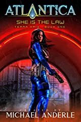 She Is The Law (Terra Kris Book 1) Kindle Edition