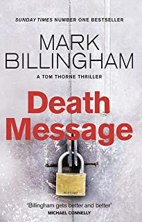 Death Message (Tom Thorne Novels Book 7) (English Edition)
