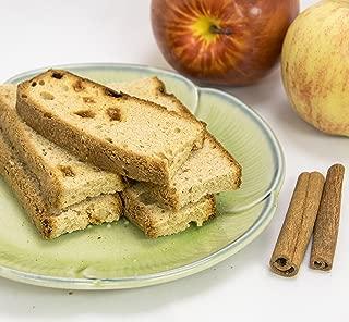 Irene's Bakery All Natural Fat Free Apple Cinnamon Biscotti