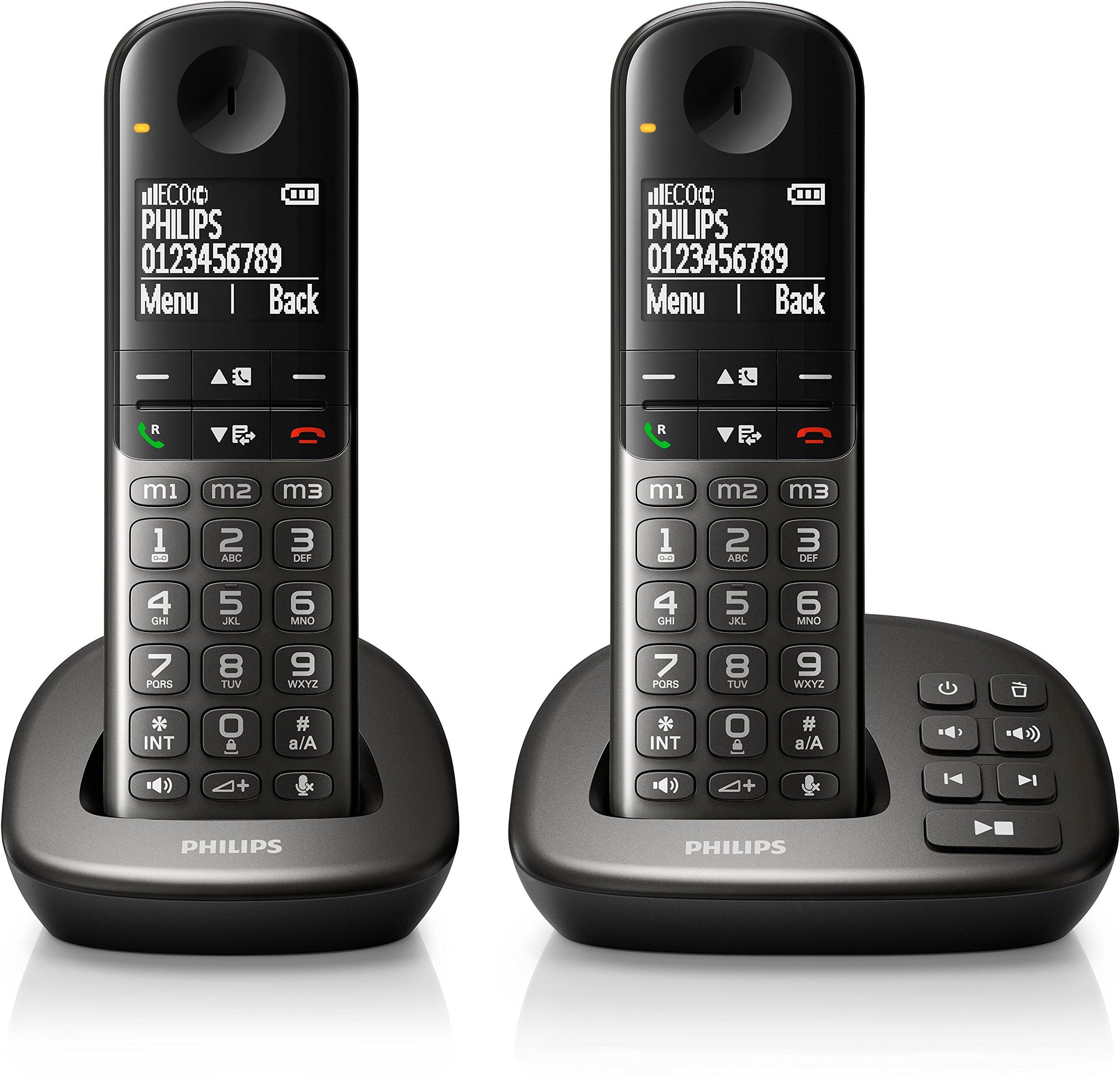 Philips XL4952DS/38 - Teléfono (50 entradas): Amazon.es: Electrónica
