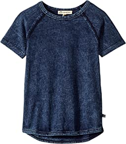 Appaman Kids - Dark Washed Laguna Tee (Toddler/Little Kids/Big Kids)