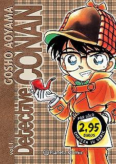 Pack Detective Conan - Número 1, Nueva Edición Especial (Manga Manía)