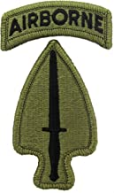 Special Operations Command Patch with Airborne Tab