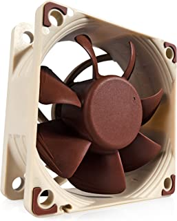Noctua NF-A6x25 PWM, Premium Quiet Fan, 4-Pin (60mm, Brown)