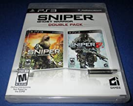 City Interactive Sniper: Ghost Warrior 1 & 2, PS3 Básico PlayStation 3 Plurilingüe vídeo - Juego (PS3, PlayStation 3, FPS (Disparos en primera persona), Modo multijugador, M (Maduro))