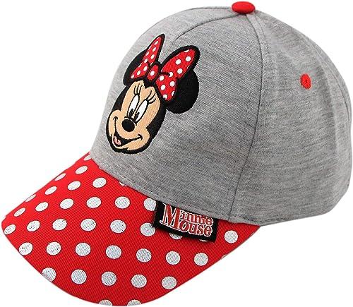 Disney Toddler Baseball Hat for Boy's Ages 2-7, Mickey Mouse Kids Cap, Babysunhat