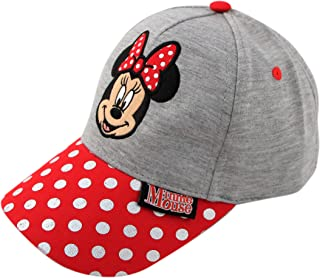 Minnie Mouse Character Baseball Cap, for Toddler Girls,...