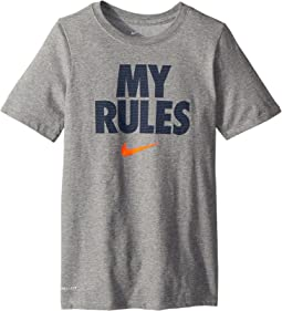 Nike Kids Dry Tee My Rules (Little Kids/Big Kids)