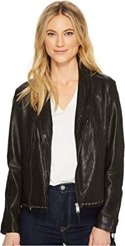 W1175010 Leather Jacket