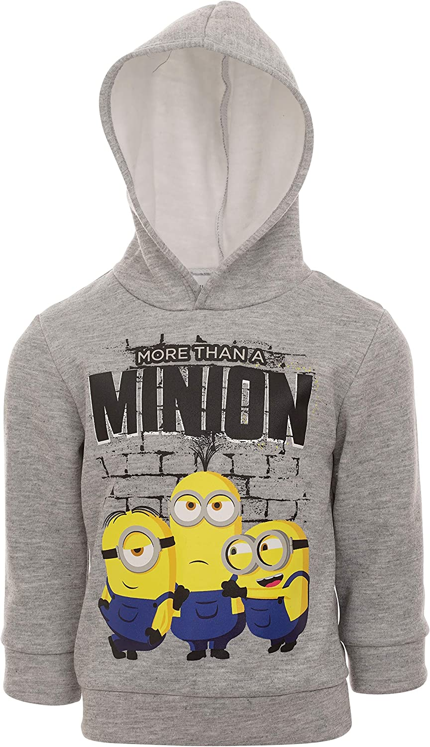 Despicable Me Minions Fleece Pullover Hoodie