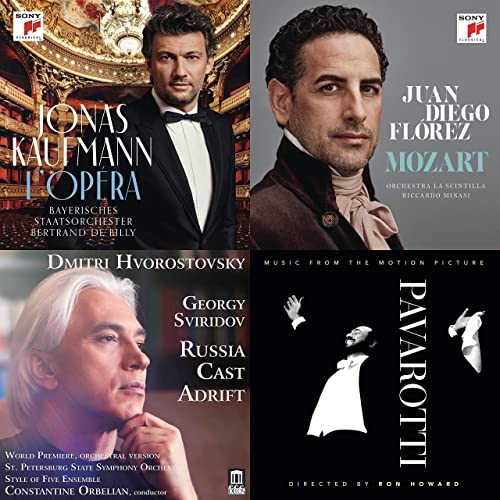 Amazon.com: Operas Leading Men: Paul Gay, Herman Wallen ...