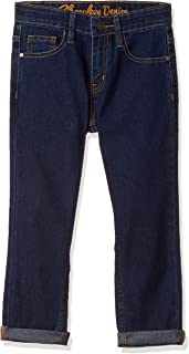 Cherokee by Unlimited Boy's Carrot Slim Jeans