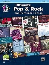 Ultimate Pop & Rock Instrumental Solos: Alto Sax, Book & CD (Ultimate Pop Instrumental Solos Series)
