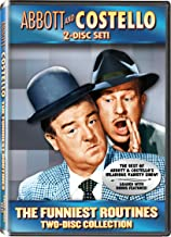 Abbott & Costello: The Funniest Routines Collection Set