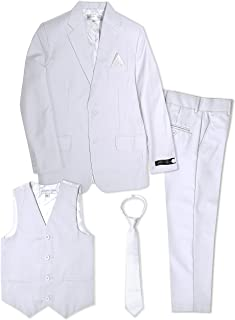 Johnnie Lene Boys Formal Dresswear Suit Set