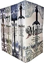 John Gwynne Faithful and the Fallen Collection 4 Books Set - Wrath, Ruin, Malice, Valour