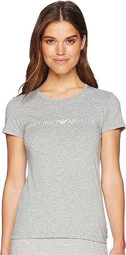 Emporio Armani - Iconic Logoband T-Shirt