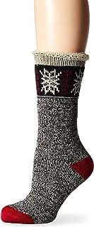 Muk Luks Women's 1-Pair Thermal Insulated Socks