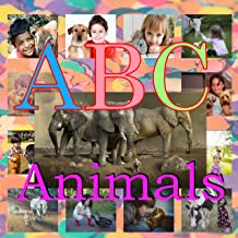 ABC Animals: ABC Zoo Reading Picture Books