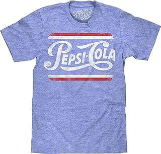 Tee Luv Pepsi Cola T-Shirt - Vintage Pepsi Logo Shirt