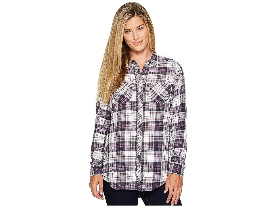 Toad&Co Cairn Long Sleeve Shirt (Egret) Women
