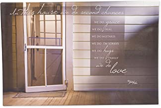 P. Graham Dunn in This House We Do Second Chances 12 x 18 Gallery Wrapped Canvas Wall Art