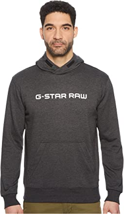 G-Star - Loaq Hooded Long Sleeve Sweater