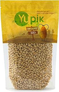 Yupik Organic Dry Roasted Unsalted Soya Nuts, 2.2 Pound