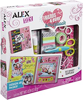 ALEX Toys Craft Friends 4 Ever Scrapbook