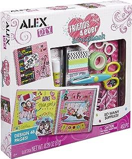 Alex DIY Friends 4 Ever Scrapbook