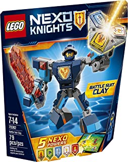 lego nexo knights battle pack 1