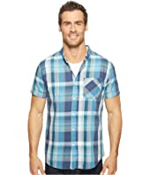 United By Blue - Short Sleeve Washington Plaid Shirt