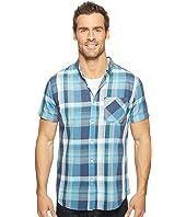 United By Blue Short Sleeve Washington Plaid Shirt