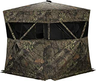 Rhino Blinds R200-MOC 3 Person Hunting Ground Blind,...