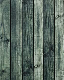 """Weathered Wood Wallpaper Wood Plank Wallpaper Realistic Wood Texture Self Adhesive Wallpaper Vinyl Removable Wallpaper Stick and Peel Rustic Wood Wallpaper Vintage Wood Wallpaper Roll 78.7""""x17.7"""""""