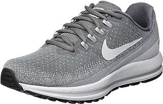 Women's Air Zoom Vomero 13 Running Shoe Wide (D) Cool Grey/Pure Platinum-Wolf Grey-White