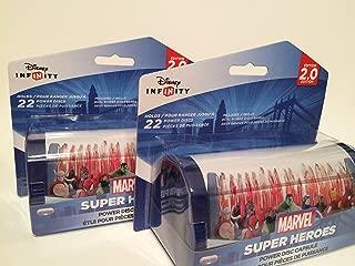 Disney Infinity Marvel Super Heroes Power Disc Capsule 2 Pack