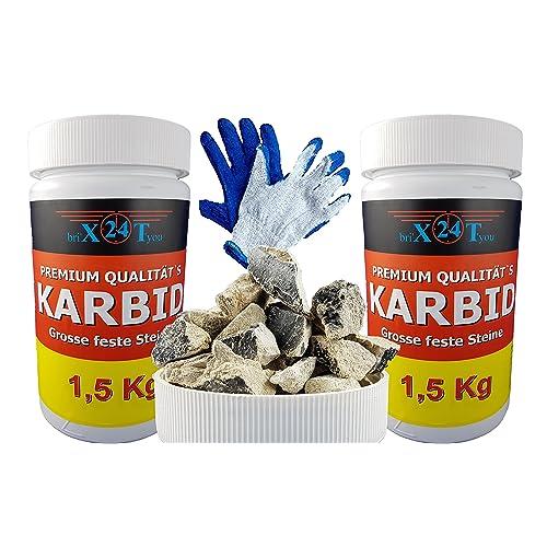 Karbid Gegen Maulwurf Amazonde