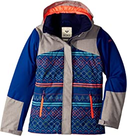 Roxy Kids - Flicker Jacket (Big Kids)